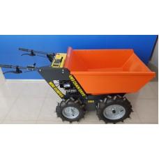 Motorový fúrik ( Mini dumper )