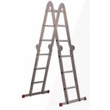 rebrík malý hlinikový