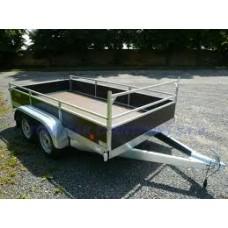 Prívesný vozík do 2500kg