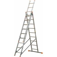 rebrík veľký hlinikový  8,5 m